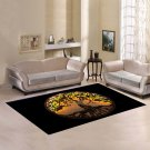 Tree of Life Area Rug Carpet Living Room 5'x3'3'' Home Kichent Coffe's Most Popular Area Rugs