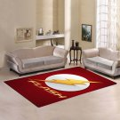 The Flash Super Hero Carpet Living Room 5'x3'3'' Home Kichent Coffe's Most Popular Area Rugs