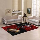 Harley Quinn And Hammer Carpet Living Room 5'x3'3'' Home Kichent Coffe's Most Popular Area Rugs
