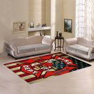 Fire Dept Area Rug Carpet Living Room 5'x3'3'' Home Kichent Coffe's Most Popular Area Rugs