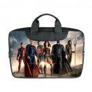 Justice League Bag for Laptop (Twin Sides) Shoulder Bag Waterproof Case 15 inch Laptop Covers