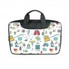 """Hospital Medical Tools Laptop Bag Macbook Air 11"""" (Twin sides) Shoulder Bag Laptop Notebook Ha"""
