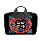 "New KISS band Laptop Bag for Macbook Air 15"" (Twin sides) Shoulder Bag Waterproof Case Covers"