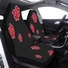 Akatsuki Naruto Car Seat Cover Airbag Compatible(Set of 2) Drivers Car And Suvs