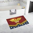 "Wonder Woman Non Slip Bathroom Bathmats Bath Rug Toilet Covers 20"" x 32"" Favorite Bath Mats"