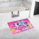 "Hight Quality Non Slip My Little Pony Bathroom Bathmats Toilet 20"" x 32"" Favorite Bath Rug Mats"