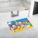 "High Quality Non Slip Mickey Mouse And Friends Bathroom Bathmats 20"" x 32"" Favorite Bath Rug Mats"