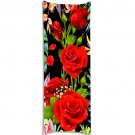 New Rose Red Flowers Body Pillow Case Dakimura Super Soft Best Body Pillow - The Ultimate Choosing