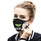 Wicked The Broadway Musical Custom Quality Face Mask, Cool Face Protection, Dust Cloth Comfortable
