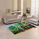 Wizard Of OZ Area Rug Carpet Living Room 5'x3'3'' Home Kichent Coffe's Most Popular Area Rugs
