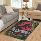 Jurassic Park The Lost World Carpet Living Room 5'x3'3'' Home Kichent Coffe's Most Popular Area Rugs