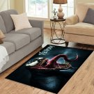 Venom Spiderman Area Rug Carpet Living Room 5'x3'3'' Home Kichent Coffe's Most Popular Area Rugs