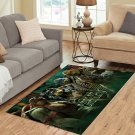 Teenage Mutant Ninja Turtles Area Rug Carpet Living Room 5'x3'3'' Home Kichent Coffe's Popular Rugs