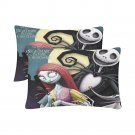 Jack Saly Nightmare Before Christmas Set 2 Pillow Case 20 x 30 Set 2 One-Side Best Pillow Quality