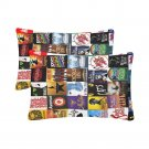 Broadway Musicals Theatre,Set 2 Pillow Case 20 x 30 Set 2 One-Side Printed Best Pillow Quality