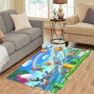 New Super Mario Area Rug Carpet Living Room 5'x3'3'' Home Kichent Coffe's Most Popular Rugs