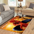 Spiderman Superhero Area Rug Carpet Living Room 5'x3'3'' Home Kichent Coffe's Most Popular Area Rugs