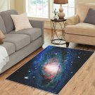 Andromeda Supernova Galaxy Area Rug Carpet Living Room 5'x3'3'' Home Kichent Coffe's Popular Rugs