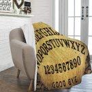 "Ouija Board Blanket 60"" X 80"" Ultra-Soft Micro Fleece Hight Quality Blankets Best Choice"
