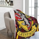 "Gryffindor Personalized Blanket 60"" X 80"" Ultra-Soft Micro Fleece Hight Quality Blankets Best Choice"