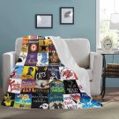 "Broadway Musical Blanket 60"" X 80"" Ultra-Soft Micro Fleece Hight Quality Blankets Best Choice"