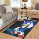 Sonic The Hedgehog Area Rug Carpet Living Room 5'x3'3'' Home Kichent Coffe's Most Popular Rugs