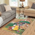 Snow White Area Rug Carpet Living Room 5'x3'3'' Home Kichent Coffe's Most Popular Area Rugs