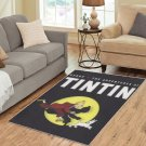 The Adventures of Tintin Area Rug Carpet Living Room 5'x3'3'' Home Kichent Coffe's Popular Area Rugs