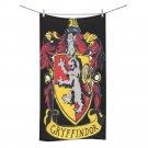 """Personalized Gryffindor Towel Soft Bath Beach Bathroom Shower 30""""x56""""(One Side) Popular Towels"""
