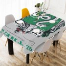 Personalized Slytherin Tablecloth Table Cover Home Cafe Adorn Kitchen & Dining Popular Tablecloth