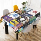 Broadway Musical Show Tablecloth Table Cover Home Cafe Adorn Kitchen & Dining Quality Tablecloth