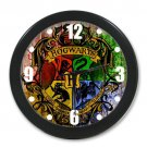 Hogwarts Harry Potter Clock The Perfect Choice Best Popular Wall Clock Home, Business, Shop And Gift
