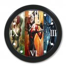 Harley Quinn Poison Ivy Cat Women The Perfect Best Popular Wall Clock Home, Business, Shop Gift