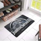 """Jurassic World Doormat 24""""x16"""" Non Slip Mat Rugs Carpets Indoor Mats Best Outdoor Doormats"""