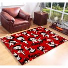 New Love Betty Boop Area Rug Carpet Living Room 5'x3'3'' Home Kichent Coffe's Most Popular Rugs