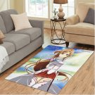 Asuna SAO Area Rug Carpet Living Room 5'x3'3'' Home Kichent Coffe's Most Popular Rugs