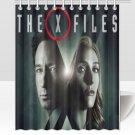 Alien The X Files TV Series Shower Curtains Best Top popular Curtains Bath Durable Waterproof Fabric