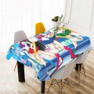 new Sailor Moon Table Cover Home Cafe Adorn Kitchen & Dining Popular Tablecloth