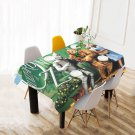 Wizard Of OZ Table Cover Home Cafe Adorn Kitchen & Dining Popular Tablecloth