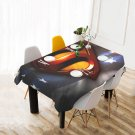 Superman Flag Table Cover Home Cafe Adorn Kitchen & Dining Popular Tablecloth