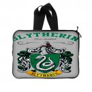 Slytherin (Twin Sides) Laptop Sleeve 15 inch Popular Best Laptop Sleeves and Cases Waterproof