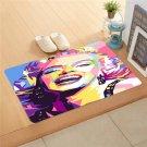 "Marilyn Retro Full Colour Doormat 24""x16"" Non Slip Mat Rugs Carpets Door Mats Floor Mats"