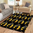 Batman 3D Icons Carpet Living Room 5'x3'3'' Home Kichent Coffe's Most Popular Area Rugs