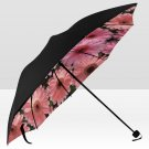 Gerbera Flower Rain Mate Travel Umbrella Anti-UV Waterproof popular BEST GIFT Portable Foldable