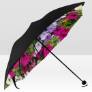 Petunias Flower Rain Mate Travel Umbrella Anti-UV Waterproof popular BEST GIFT Portable Foldable
