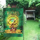 Wizard Of OZ Garden Flag popular Outdoor Seasonal Flags Weatherproof Fade Resistant fFabric