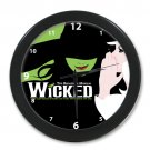 New Dial Wicked The Broadway Wall Clock Best Popular Wall Clock Home, Business, Shop And Gift