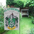Slytherin Double-Sided Garden Flag Seasonal popular Flags Weatherproof