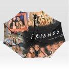 Friends TV Series Rain Mate Travel Umbrella Anti-UV Waterproof popular BEST GIFT Portable Foldable