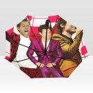 Harry Styles Rain Mate Travel Umbrella Anti-UV Waterproof popular BEST GIFT Portable Foldable